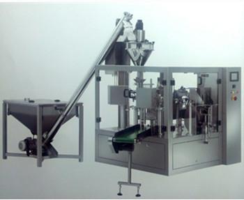 DFG-200F粉剂自动给袋式包装机